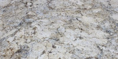 """Alpinus"" white granite"
