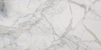 Calacatta Carrara white and grey marble