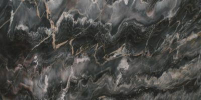 Confusion dark blue-grey marble
