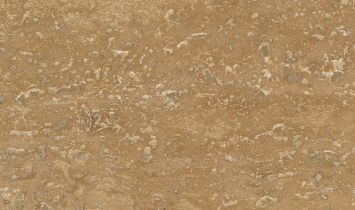 "Dark beige Italian Travertine ""Noce"""