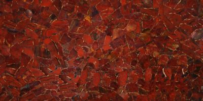 Red Jasper With Gold 1
