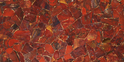 Red Jasper With Gold 4