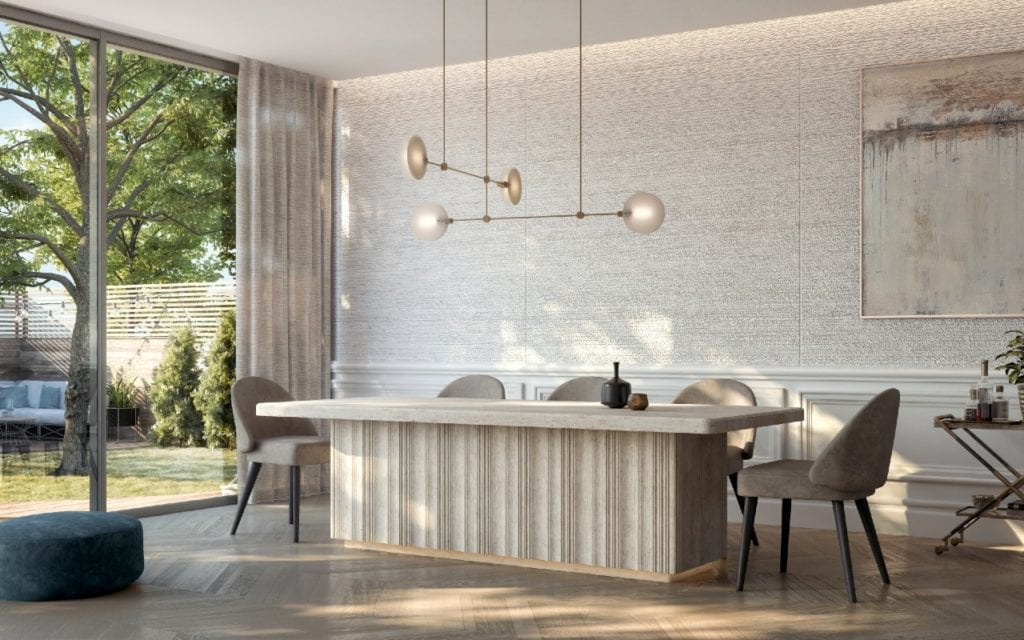 purity luxury stone dining table